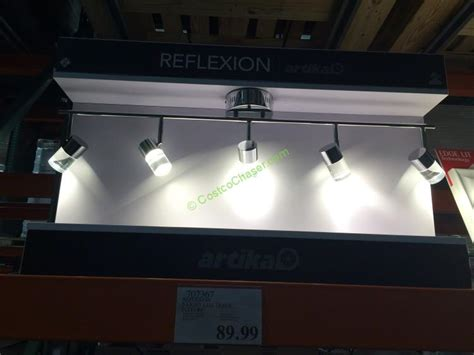 Costco Lighting Fixtures Costco Led Light Fixture Ancona Led Cabinet Light Fixture 187 Gallery Altair Lighting 14