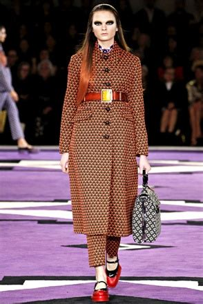 Color Theory Prada Fall 2007 by Jacquard Vogue It