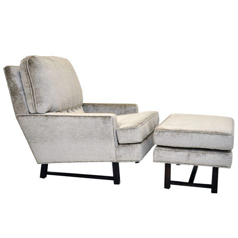 ottoman chairs sale harvey probber lounge chair with ottoman for sale at 1stdibs
