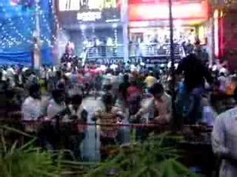 bangalore brigade road on new years eve youtube