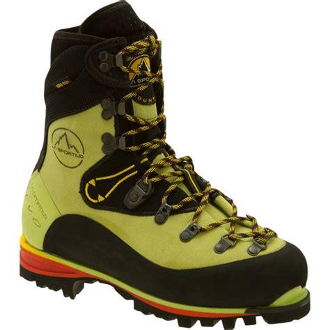 sportiva boots la sportiva nepal evo gtx mountaineering boot s