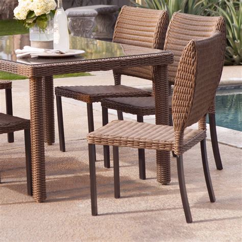 Resin Patio Furniture by The Benefit Using Resin Patio Furniture For Your Lovely