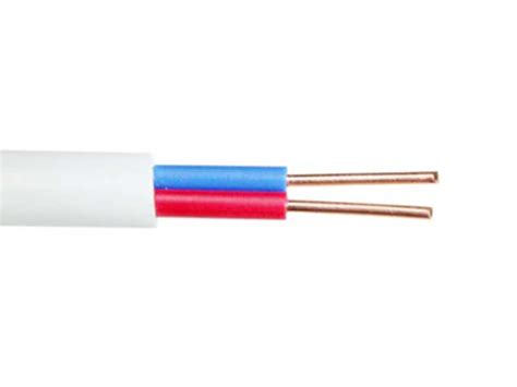 pvc sheathed wiring system h05vvh r h05vvh u pvc insulated and sheathed flat cable