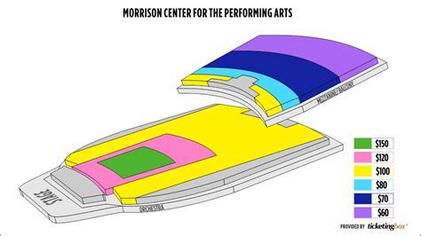 morrison center seating chart shen yun in boise january 19 20 2016 at morrison
