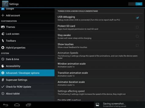 settings android how to edit the settings menu on your android device guide s magazine