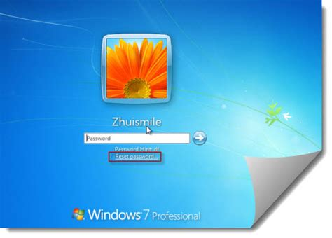 windows password reset in usb how to reset windows 7 password with bootable usb drive