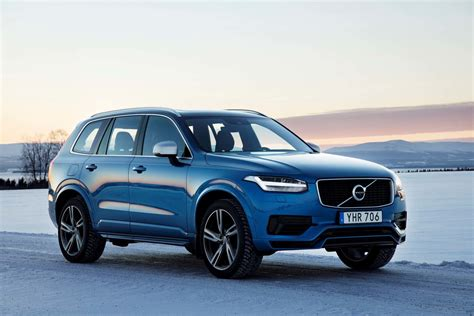 volvo suv 2017 volvo xc90 t8 plug in hybrid first test review