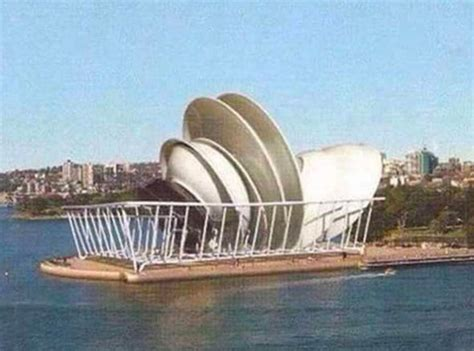 sydney opera house plan sydney opera house compared to dirty dish rack travel