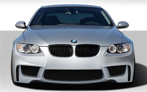 Bmw Bumpers by 2007 2010 Bmw 3 Series E92 E93 Duraflex 1m Look Front