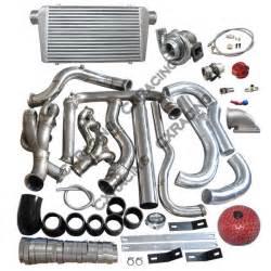turbo intercooler kit for 99 07 chevrolet silverado vortec