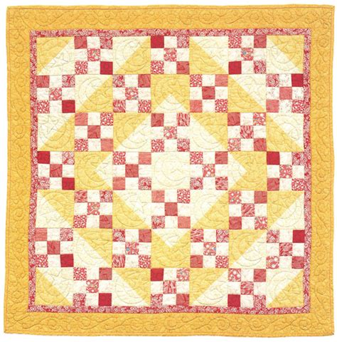 quilt pattern pink lemonade quirky question does your stash talk stitch this the