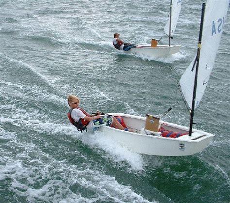 jacht optymist optimist 8 15 years old classic sailboats