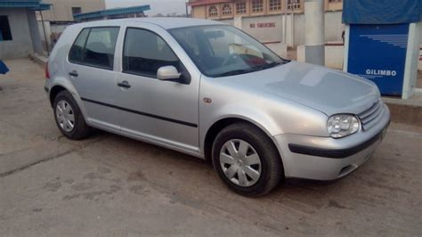 Cheapest Volkswagen by Cheapest Tokunbo Volkswagen Golf4 620k Autos Nigeria