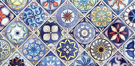 piastrelle siciliane piastrelle siciliane decorate semplice e comfort in una