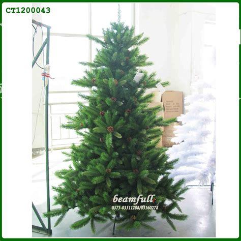 precios de árbol de navidad artificial 193 rbol de navidad artificial 225 rbol de navidad pvc de la decoraci 243 n con el cono pino