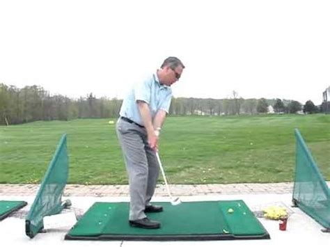 starting the golf swing proper spine tilt and overswing 1 in golf wisdom shawn