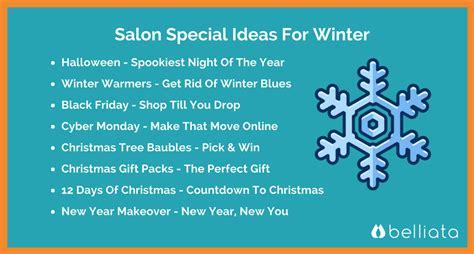 ideas winter sale hair salon specials ideas the definitive guide 53 ideas