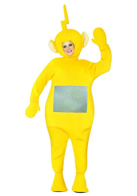 At Home Halloween Decorations by Teletubbies Laa Laa Costume