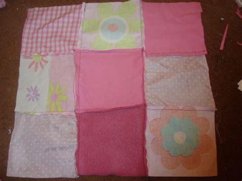 Patchwork Baby Blanket Tutorial - lilmunchkinz tutorial patchwork baby tag blanket