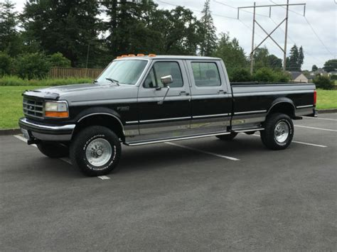 car owners manuals for sale 1992 ford f350 parental controls 1992 ford f 350 4x4 crew cab 4dr auto 460 v8 gas only 31k original miles 2 owner for sale