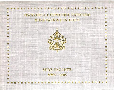 sede vacante 2005 vatikan m 252 nzen kursm 252 nzensatz sede vacante 2005
