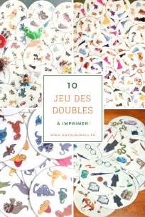 10 versions du des doubles 224 imprimer gratuitement