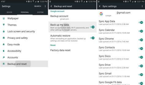android restore how to completely backup android data to computer