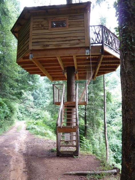 tree house hotels stay first tree house hotel in spain the spain scoop