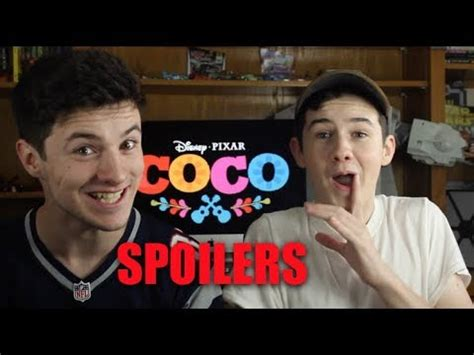 coco ending spoilers disney pixar s coco spoiler review youtube