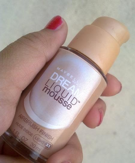Maybelline Liquid Mousse Foundation 1000 ideas about maybelline mousse on