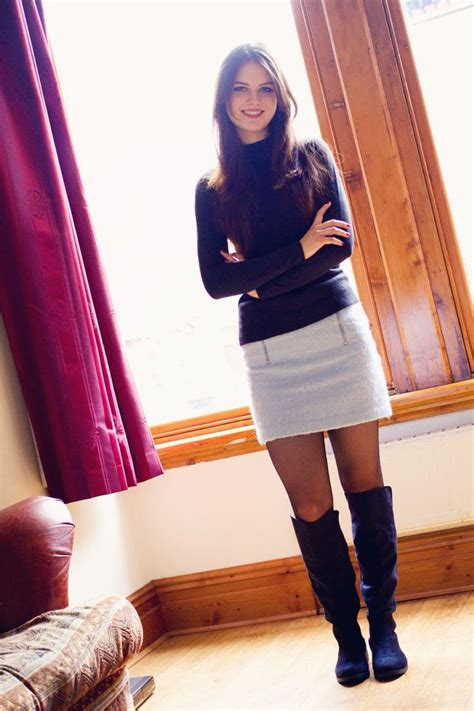 best 25 knee high boots outfits ideas on pinterest