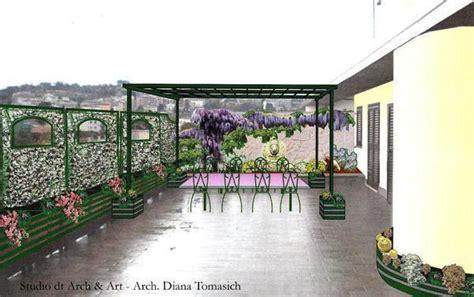 progettare terrazzo sistemare il terrazzo progetto
