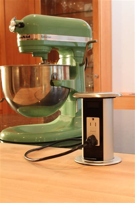 Pop Up Electrical Outlet Kitchen Counter by Pop Up Electrical Outlet In Island