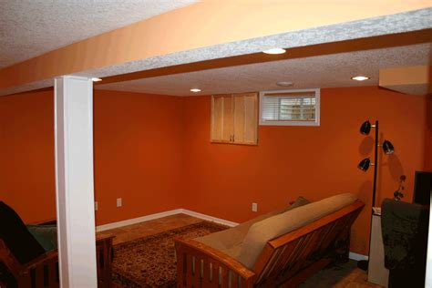 Small Basement Remodel Small Finished Basement Ideas Small Basement Remodeling The Color Small