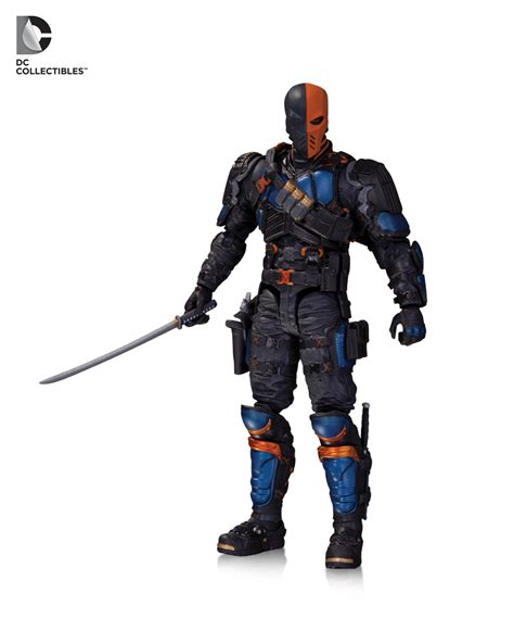 Dc Figure look at arkham figures new arrow figures and