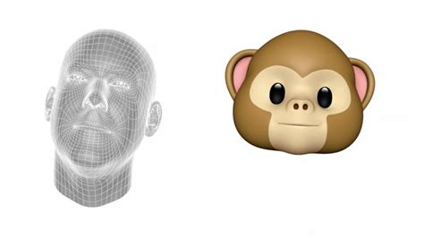 iphone x emoji iphone x scanners create 3d emojis based on your expressions