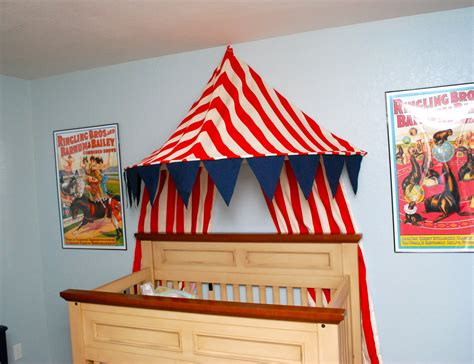 Circus Nursery Decor Circus Nursery Clutter
