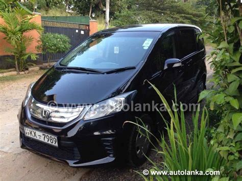 Sparepart Honda Freed honda freed 2013 gaha sri lanka