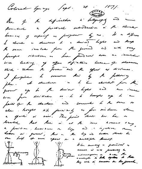 Tesla Colorado Springs Notes Colorado Springs Notes September 1 30 1899 Open Tesla