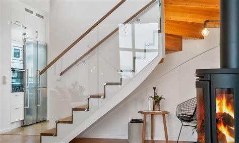 modern duplex  casual elegant scandinavian design