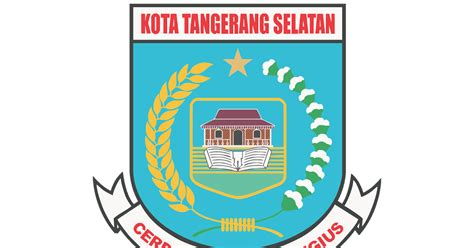 logo kota tangerang selatan format cdr png gudril logo