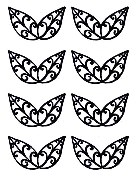 chocolate filigree templates filigree templates cake ideas and designs