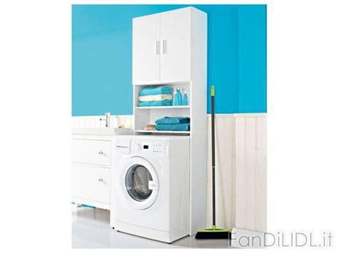 mobile lavatrice mobile per lavatrice bagno accessori interno fan di lidl