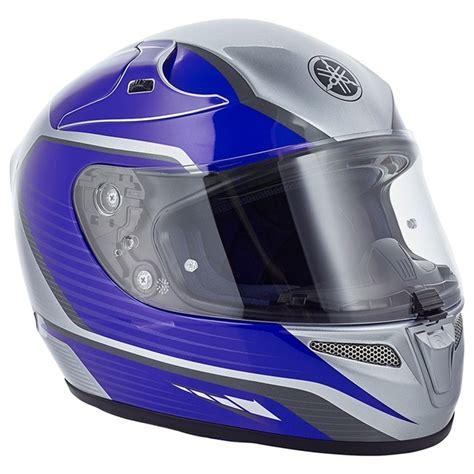 Helm Yamaha yamaha racing y10 helmet by hjc 174 cheap cycle parts