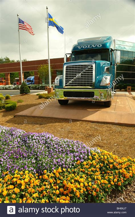 volvo truck  commercial stock  volvo truck  commercial stock images alamy