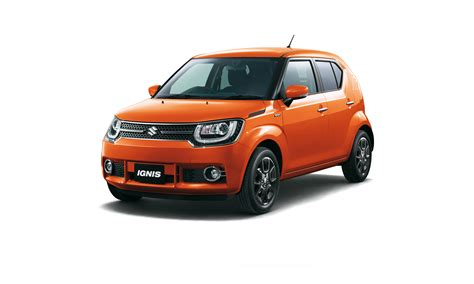 The New Suzuki In Addition 2017 Suzuki Ignis Interior On New 2016 Suzuki