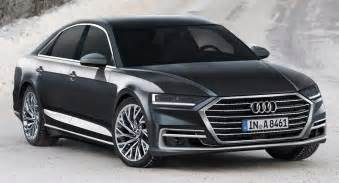 Audi A8 2018 Audi A8 Here S A Idea Of What It Will Look Like