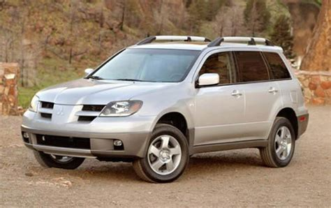 how it works cars 2003 mitsubishi outlander head up display maintenance schedule for 2004 mitsubishi outlander openbay