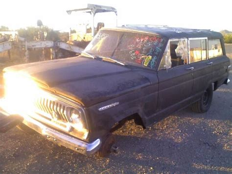 Jeep Only Auto Parts 1968 Jeep Truck Wagoneer 680309d Desert Valley Auto Parts