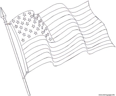 usa flag coloring page 86 coloring page of a american flag cool american